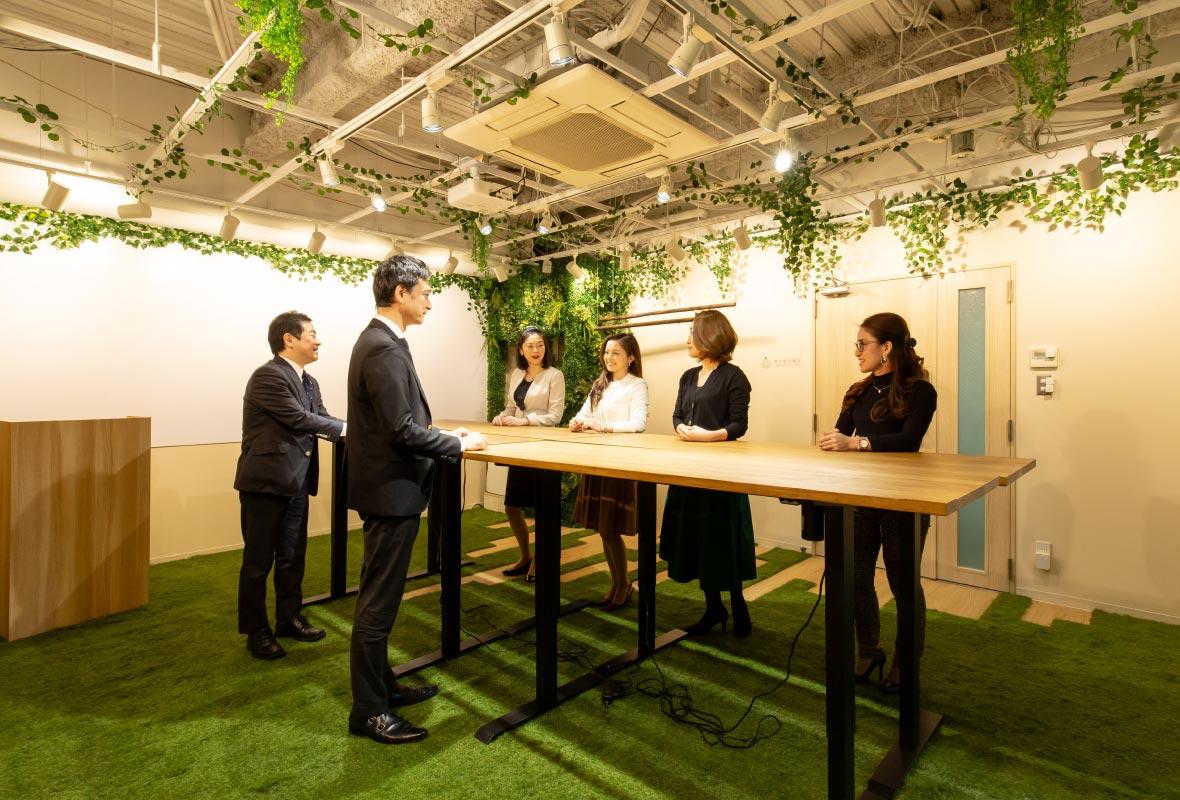 森の会議室
