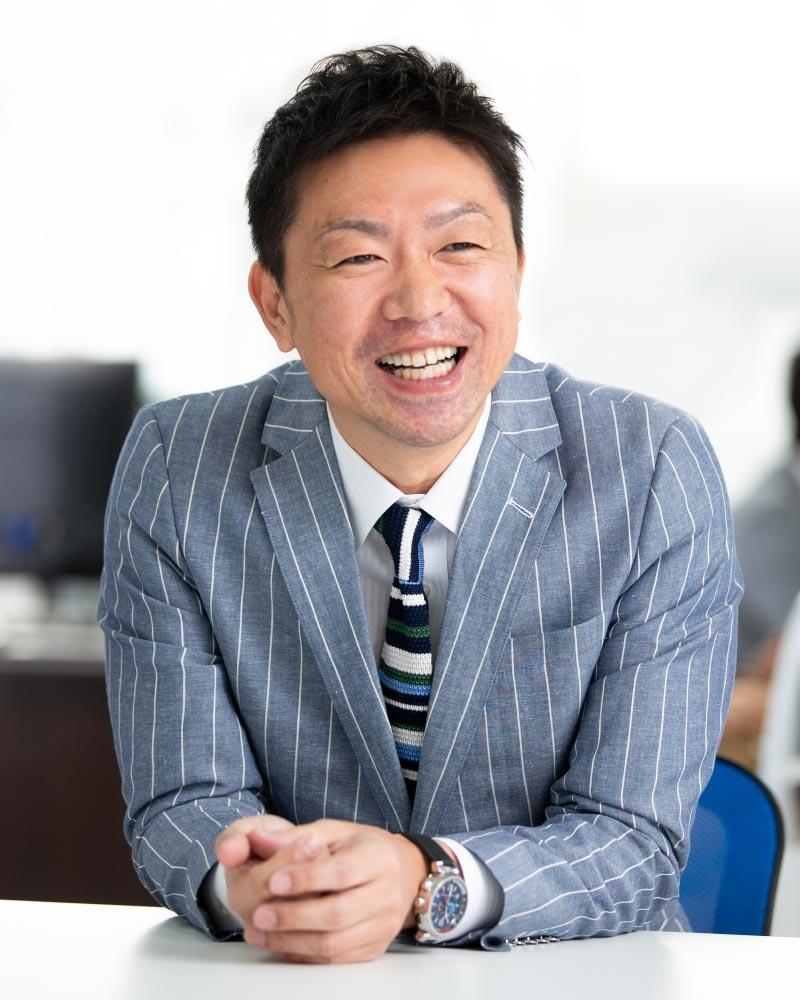 代表取締役 酒井 信彰